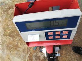 SCS-Yh可以打印标签叉车磅秤,2.5T液压车称