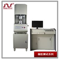 SHK-C101無轉子硫化儀