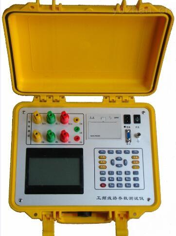 GCGPXZ输电线路工频参数测量仪使用介绍