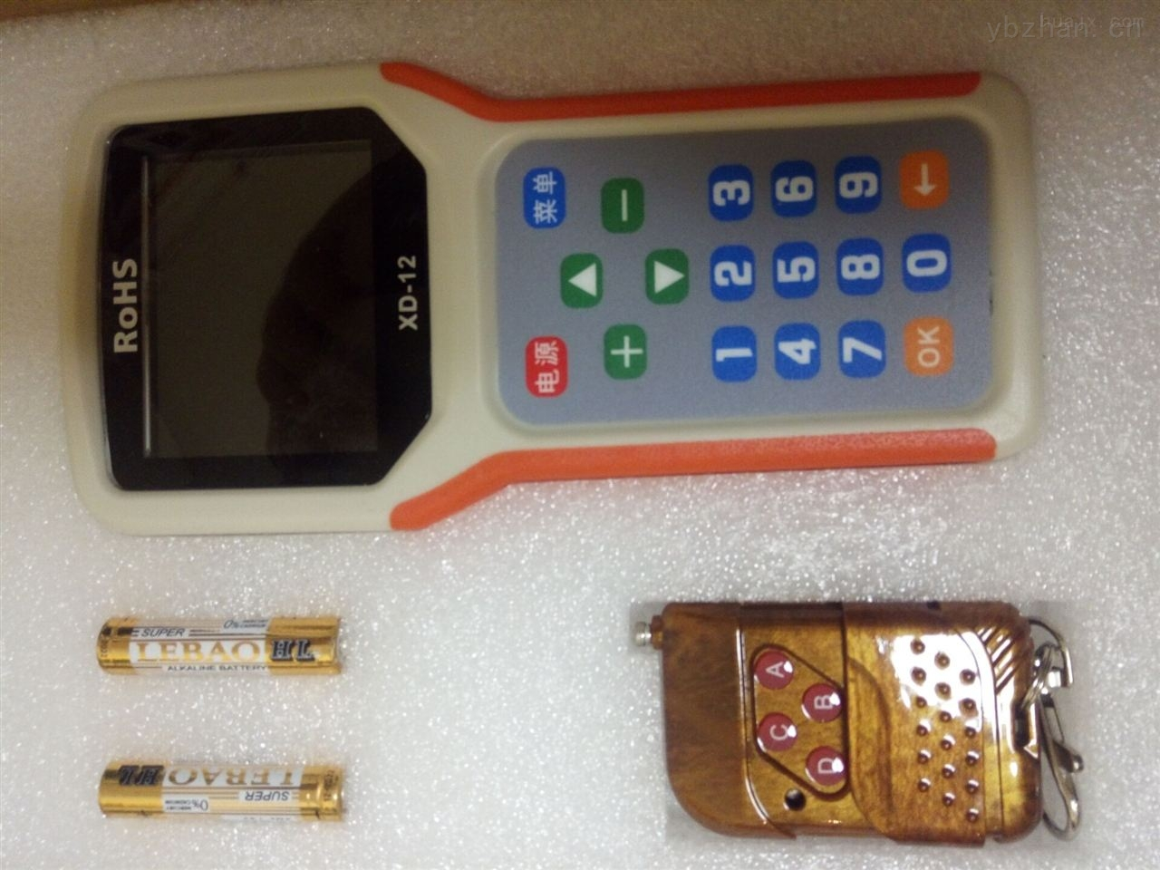 无线电子磅万能解码器