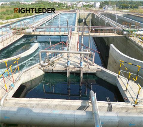 半导体废水处理排放