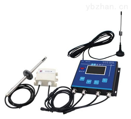 山东餐饮油烟实时在线监测系统传感器