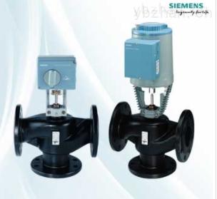 VVF53.80-100-西門子電動蒸汽溫控閥