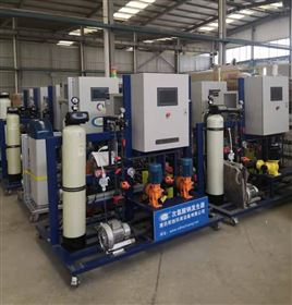 HCCL电解盐次氯酸钠消毒柜/四川污水厂消毒设备