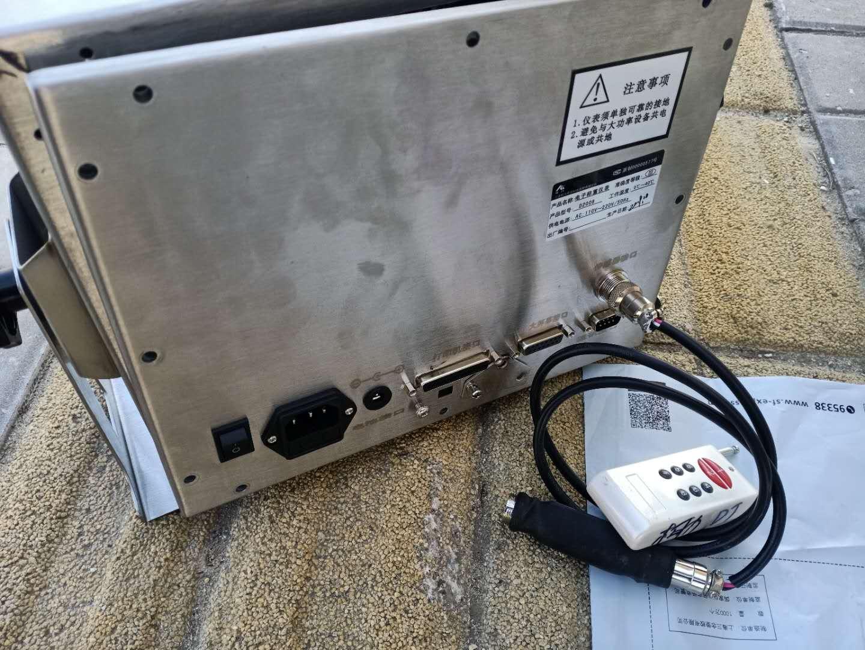 数字万能XK3190-DS10-D12-湖北武汉无线地磅遥控器的使用方法