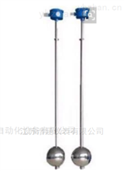 GSH-翻柱式磁浮子液位计应用