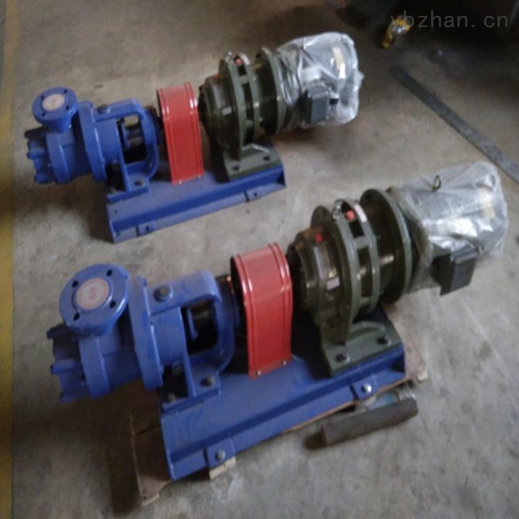 NYP-NYP 不锈钢高粘度齿轮泵
