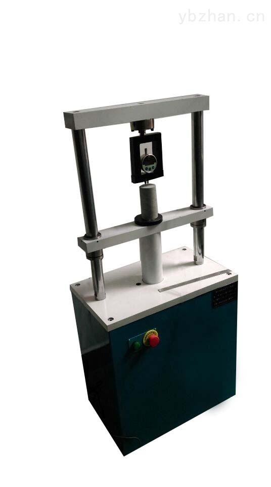 岩石硬度塑性系数测定仪