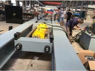 钢丝绳铝合金压制接头卧式拉力试验机