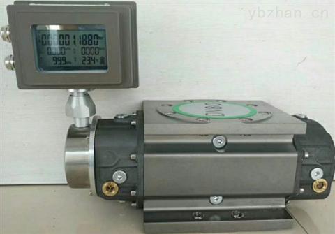 DN50气体腰轮流量计说明