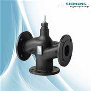 西门子电动三通温控阀VXF42.65-63C