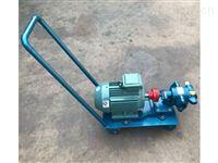 小推车移动式齿轮泵价格