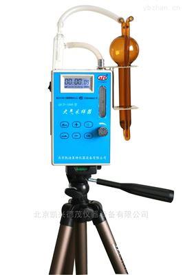 QCD-1000大气采样器袖珍1L单片机定时控制液晶显示