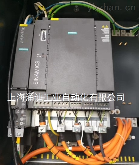 西門子828d數控系統黑屏維修