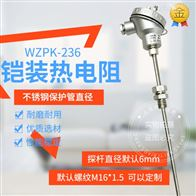 WZPK热电阻