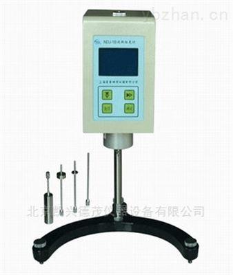 NDJ-1S数显粘度计测定牛顿型液体的粘度应用于油脂