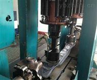 电液伺服车轴垂直弯曲疲劳试验机