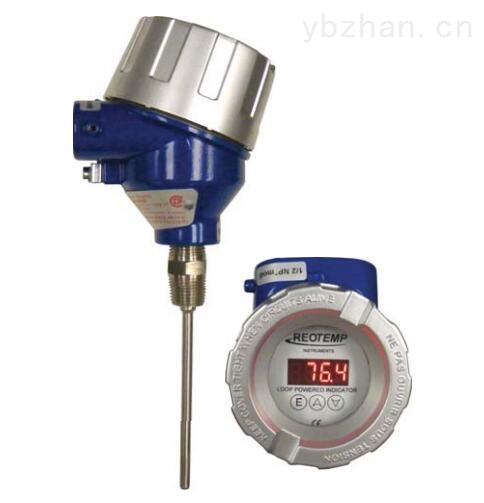 Z-TEMP-美国REOTEMP数显Z-TEMP防爆温度变送器