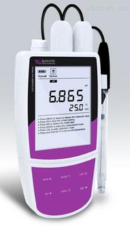 般特BANTE便携式pH离子计