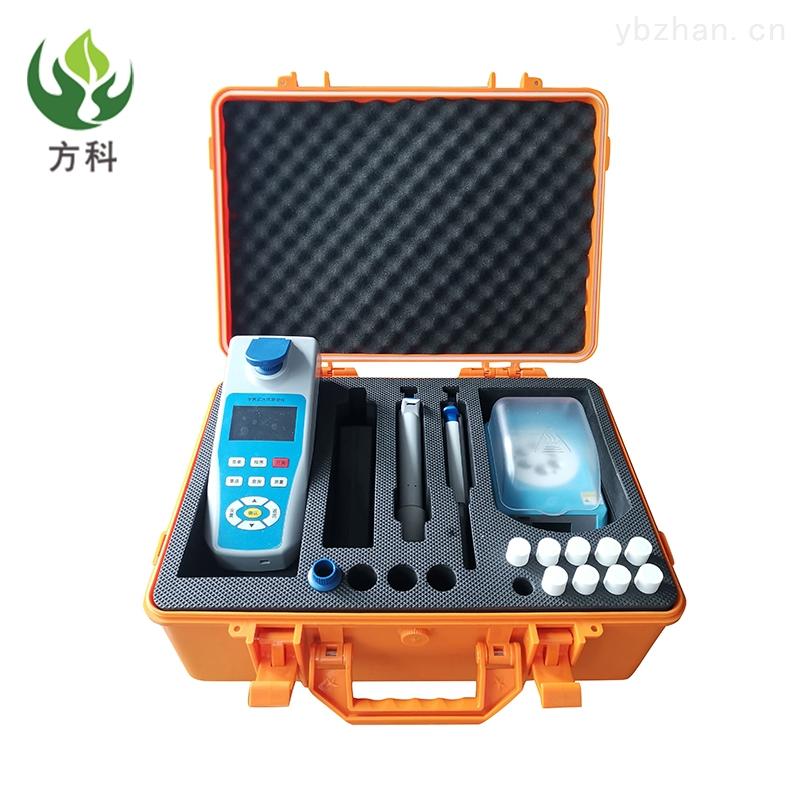 FK-SZ908-便攜式多參數水質分析儀廠家