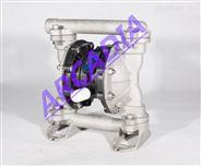 進口不銹鋼氣動隔膜泵(美國進口)