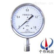 不銹鋼真空壓力表