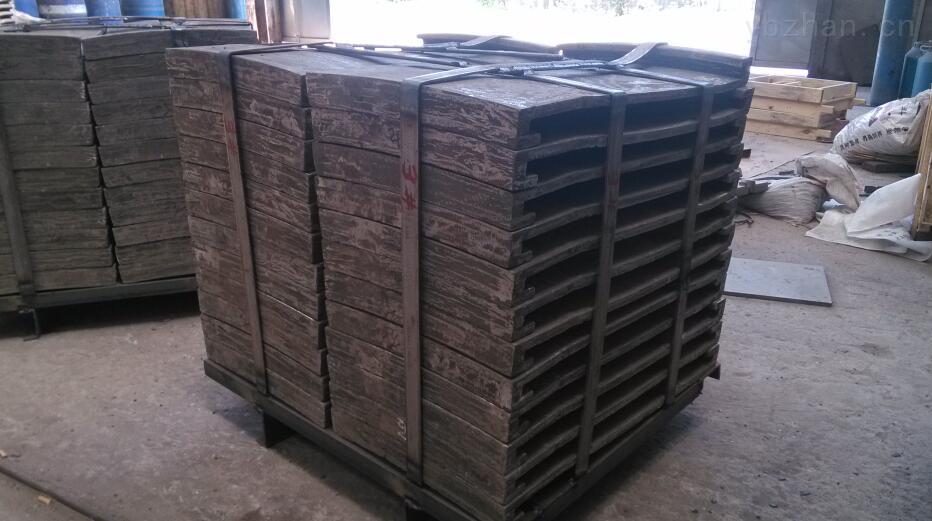 大型离心铸件-ZG30Cr20Ni10炉排-出钢槽