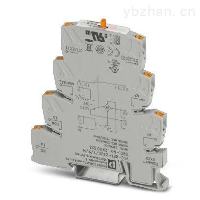 菲尼克斯固态继电器PLC-OPT-110DC/300DC/1 - 2900385