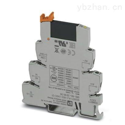 菲尼克斯光耦继电器PLC-OPT-120UC/ 48DC/100/SEN - 2900359