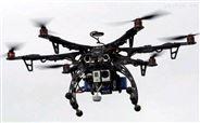 无人机的用途之助力空气环境监测