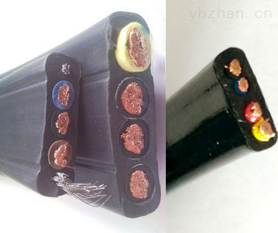 YZFB橡套扁平软电缆