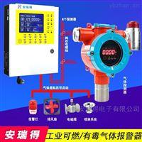 煉鋼廠車間稀釋溶劑氣體檢測報警器