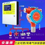 危化品气体泄漏报警器可联动排风电磁阀