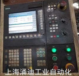 f07930代码维修西门子840D操作面板黑屏无显示维修