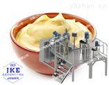 蛋黄酱真空乳化机