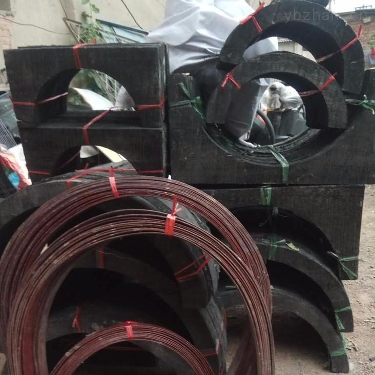管道木托 管托规格标准50-1000齐全