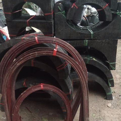 中央空调管道木托管子抱箍 厂家批发