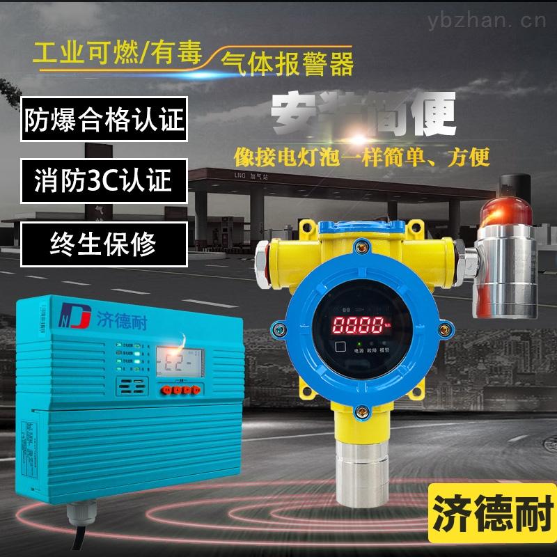 污水處理廠一氧化碳氣體報警器