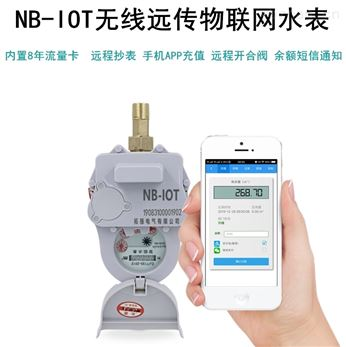 远程预付费NB智能远传水表 智能电表厂家