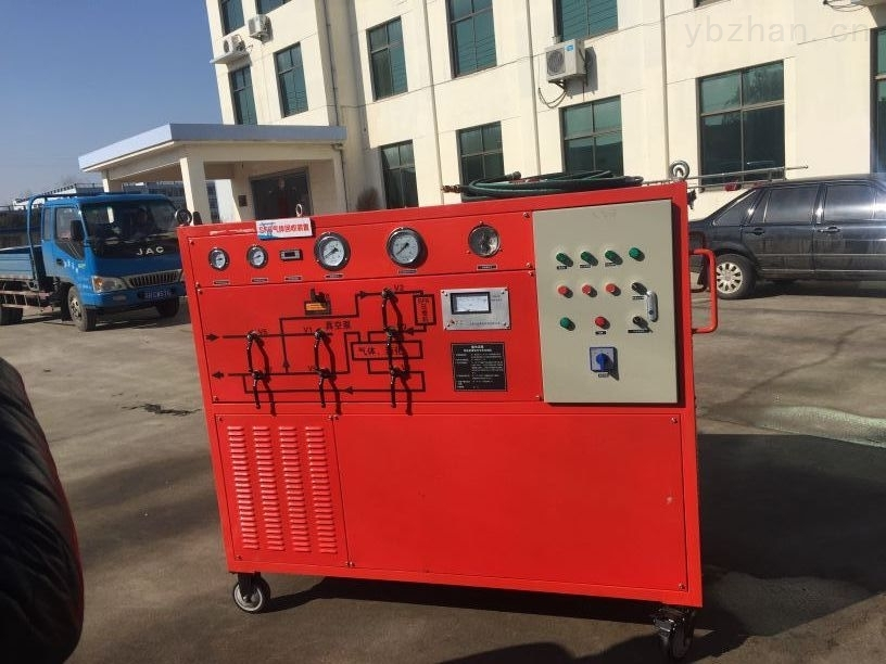 承裝承修SF6氣體回收裝置