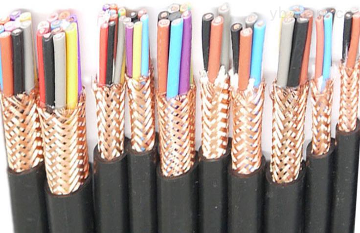 清洁环保电缆DDZ-KVVRP-12*1.5mm2