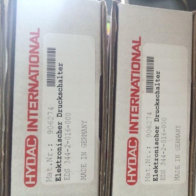 德国HYDAC传感器现货EDS3348-5-0010-000-F1