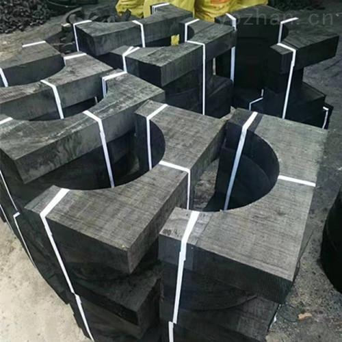 木垫块木管托配镀锌抱箍厂家