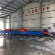 钢板焊接框架卧式拉力试验机