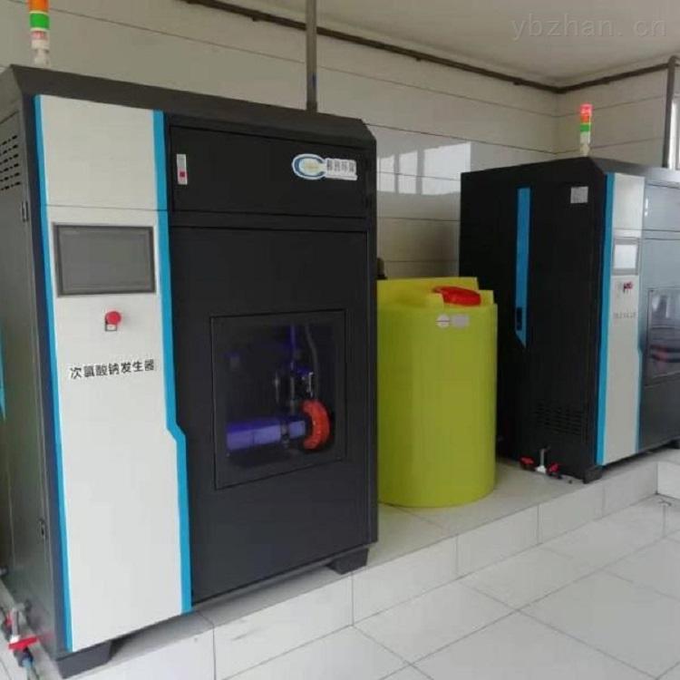 農村飲水消毒設備-加壓泵站次氯酸鈉發生器