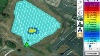 无人机辐射监测系统
