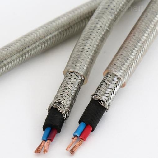 玻璃丝编织耐高温电缆AFHGB-2*2.5mm2