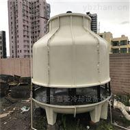 低噪音100T圆形冷却塔厂家直销(质保一年)
