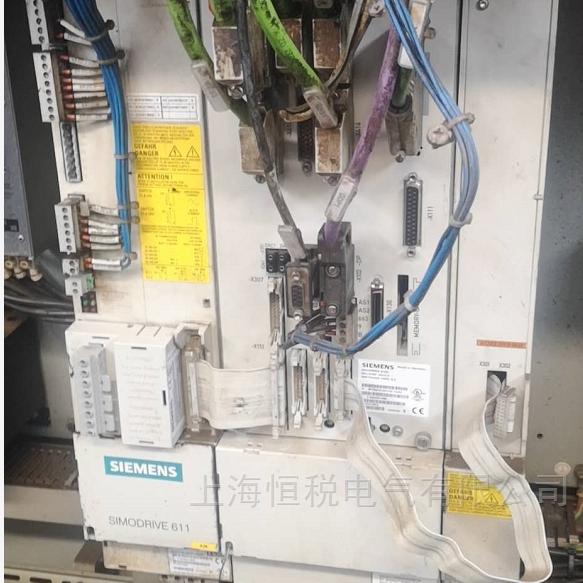 西门子810D系统CCU数据不能保持修好可试