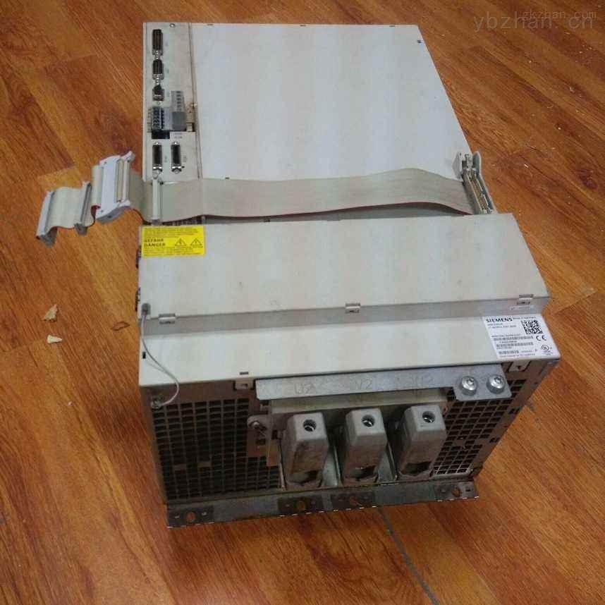 西门子840D加工中心电机模块维修-当天修好